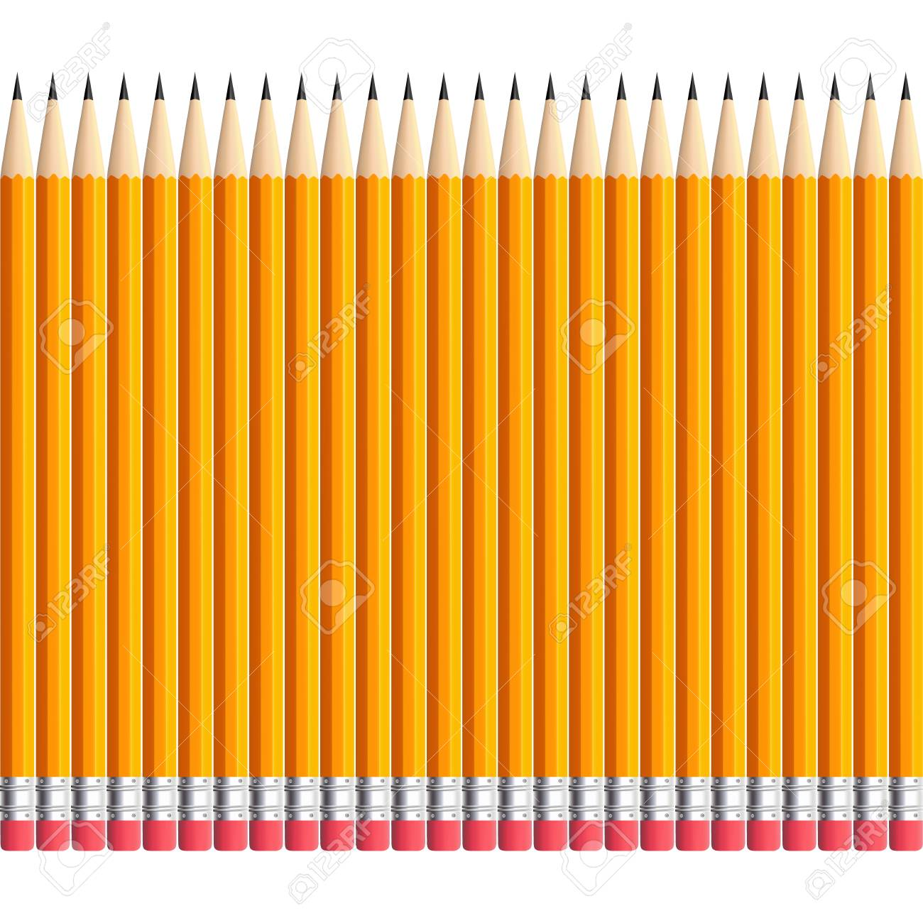 background pencils,vertical pencils pattern for drawing royalty free
