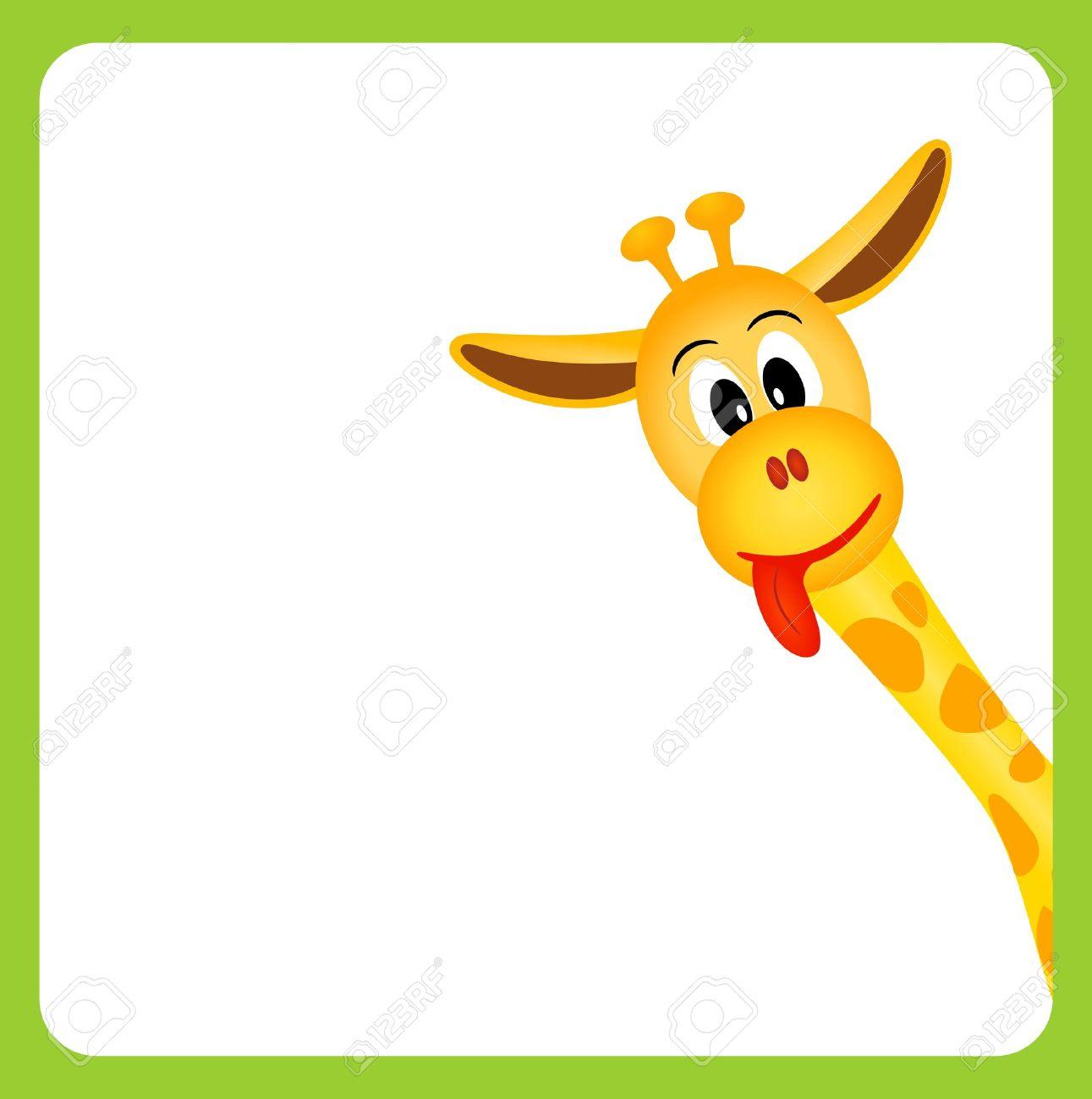 cartoon giraffe stock photos u0026 pictures royalty free cartoon