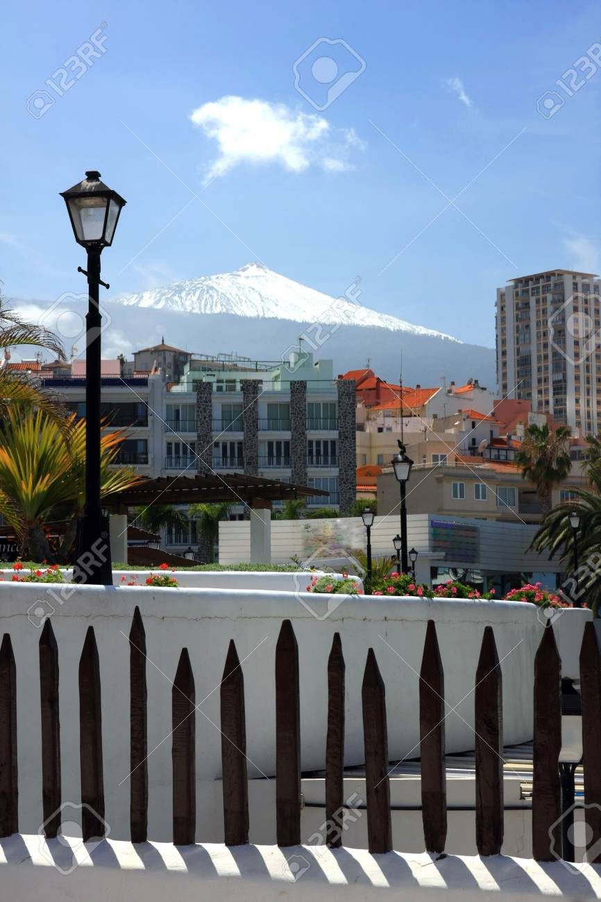 Puerto Santiago, Tenerife, Spain Stock Photo - 14059204
