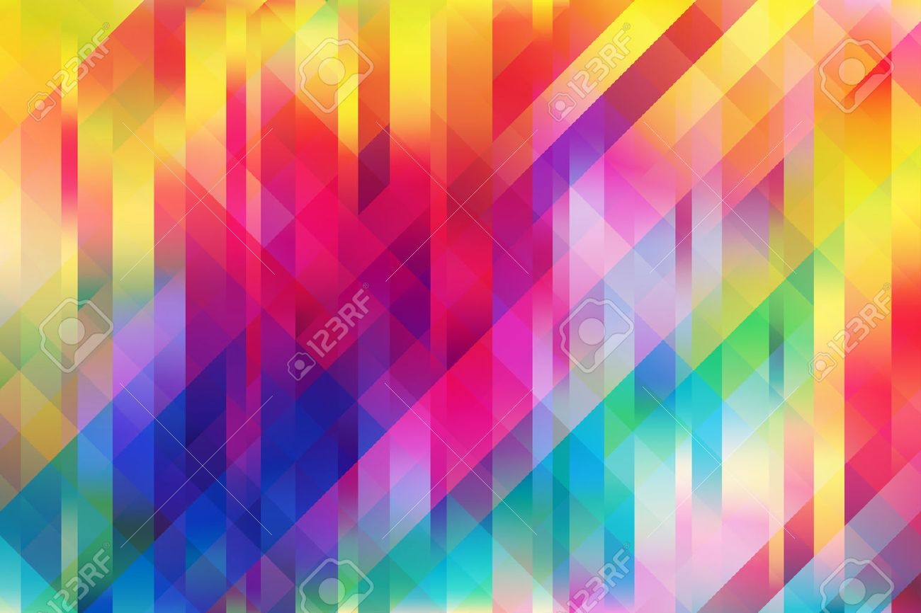 Shiny colorful mesh background with vertical and 2 diagonal lines - 52727354