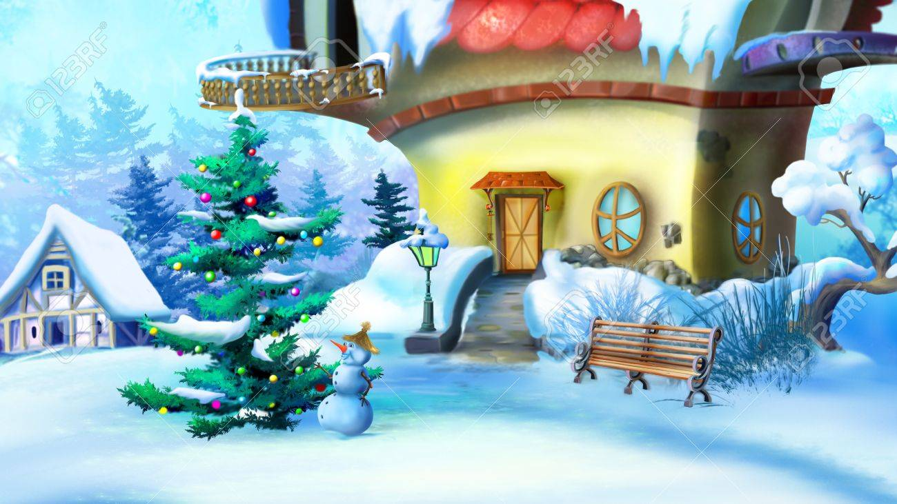Dibujos animados clasicos de navidad en espanol