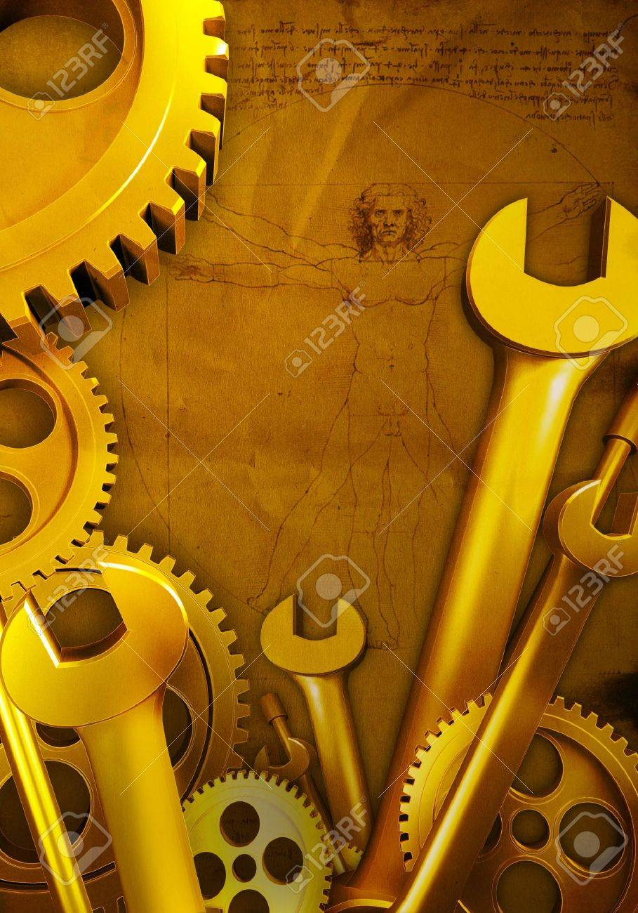gear_27 Stock Photo - 7627920