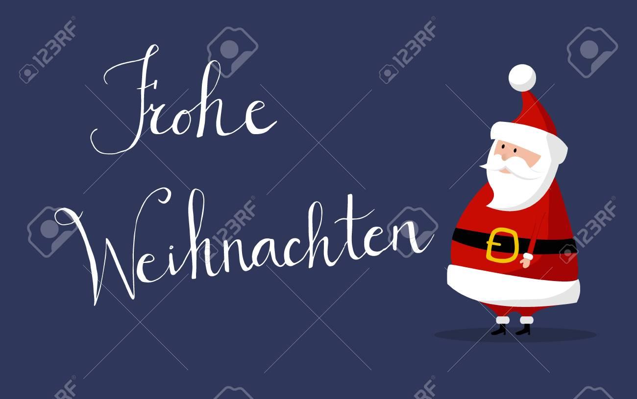 Top Ten Weihnachtsessen.Basic Santa Claus Vector With