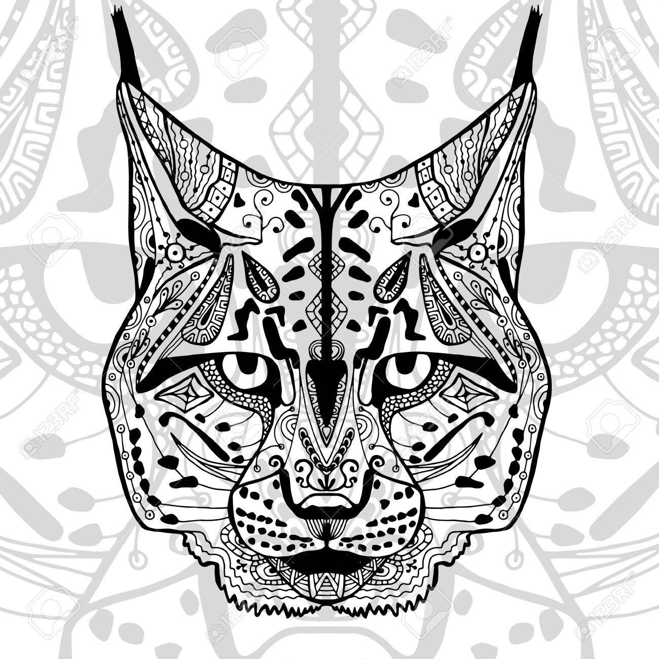 lynx cartoon stock photos royalty free lynx cartoon images and