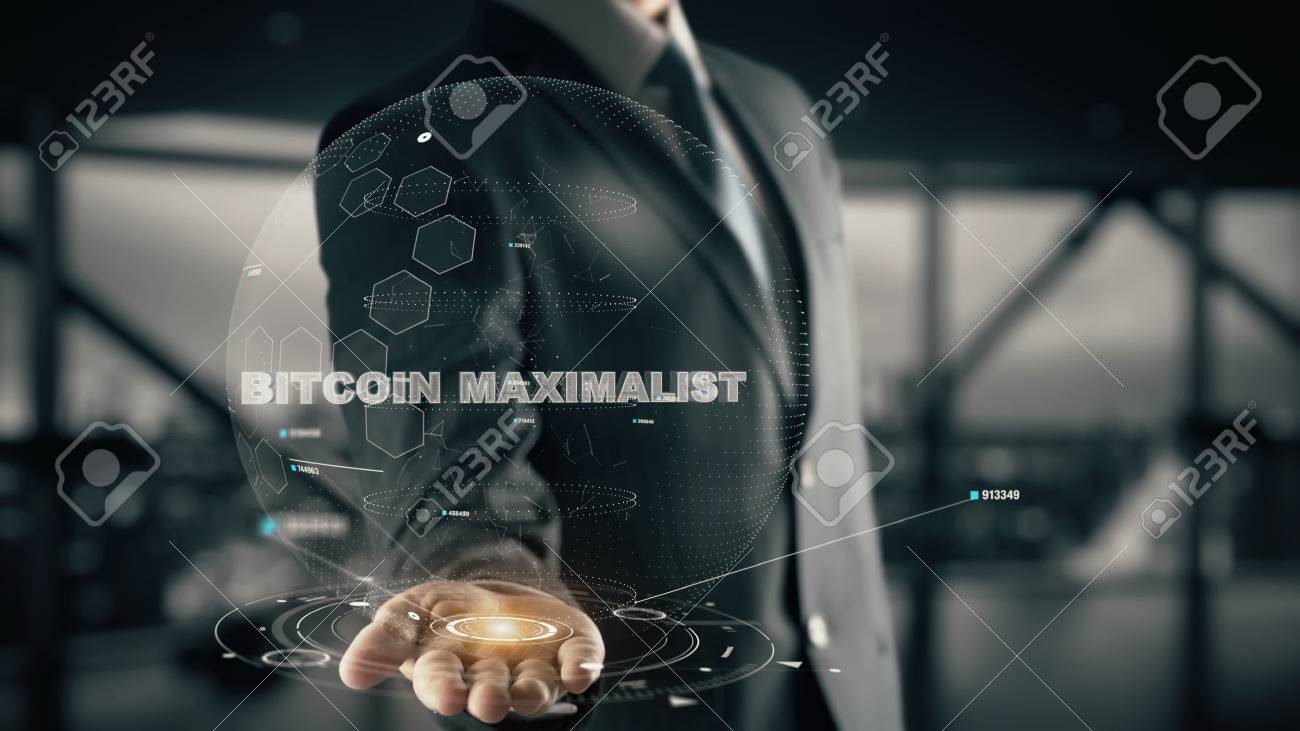 Image result for bitcoin maximalist