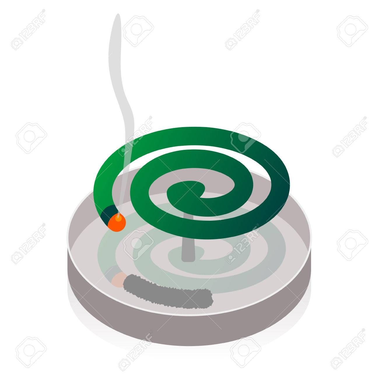 Vector Art - Mosquito repellent spray bottle icon. Clipart Drawing  gg117074091 - GoGraph