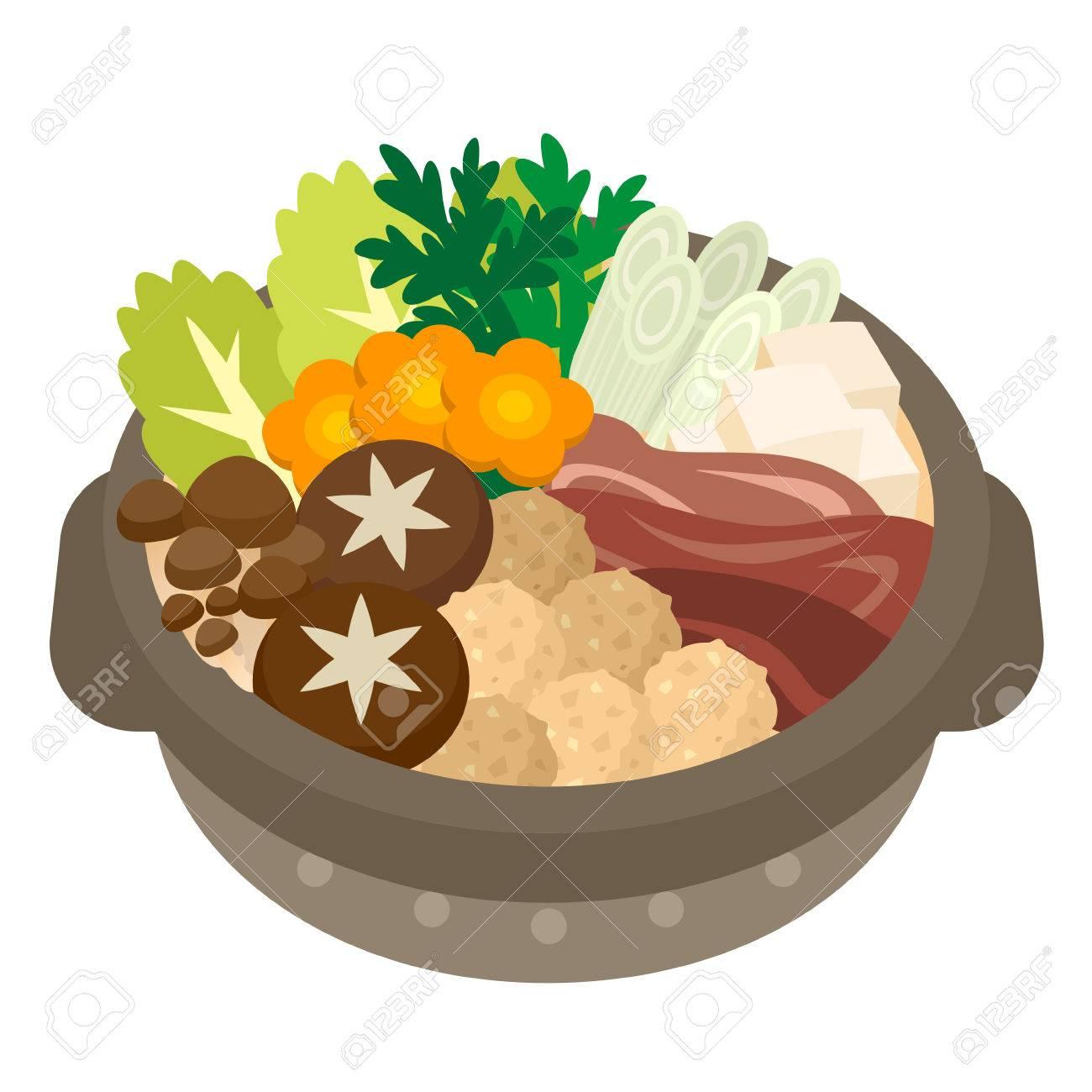 Illustration of casserole - 70071926