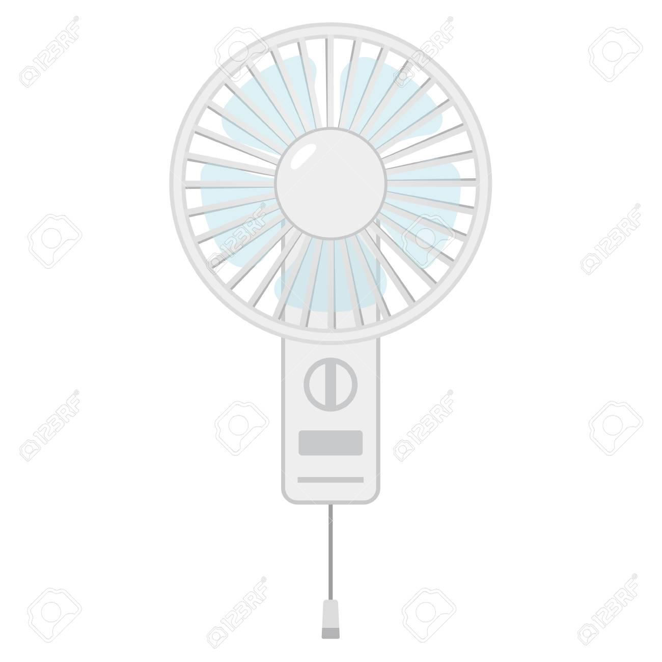 扇風機のイラストのイラスト素材ベクタ Image 81208451