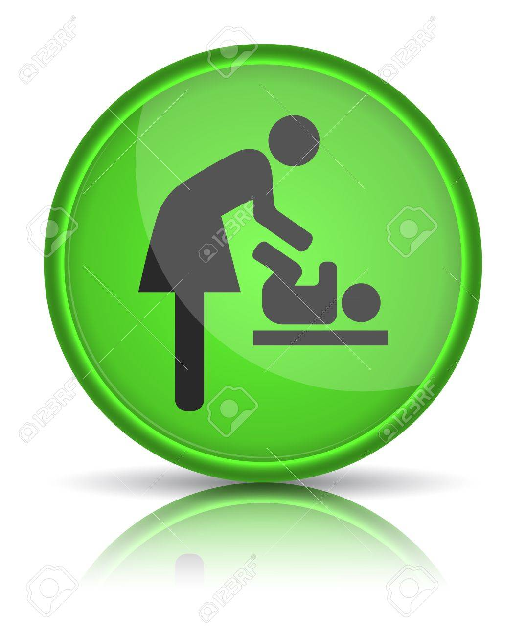 Icon toilet symbol for women and baby baby changing royalty free icon toilet symbol for women and baby baby changing stock vector 18595607 biocorpaavc Gallery