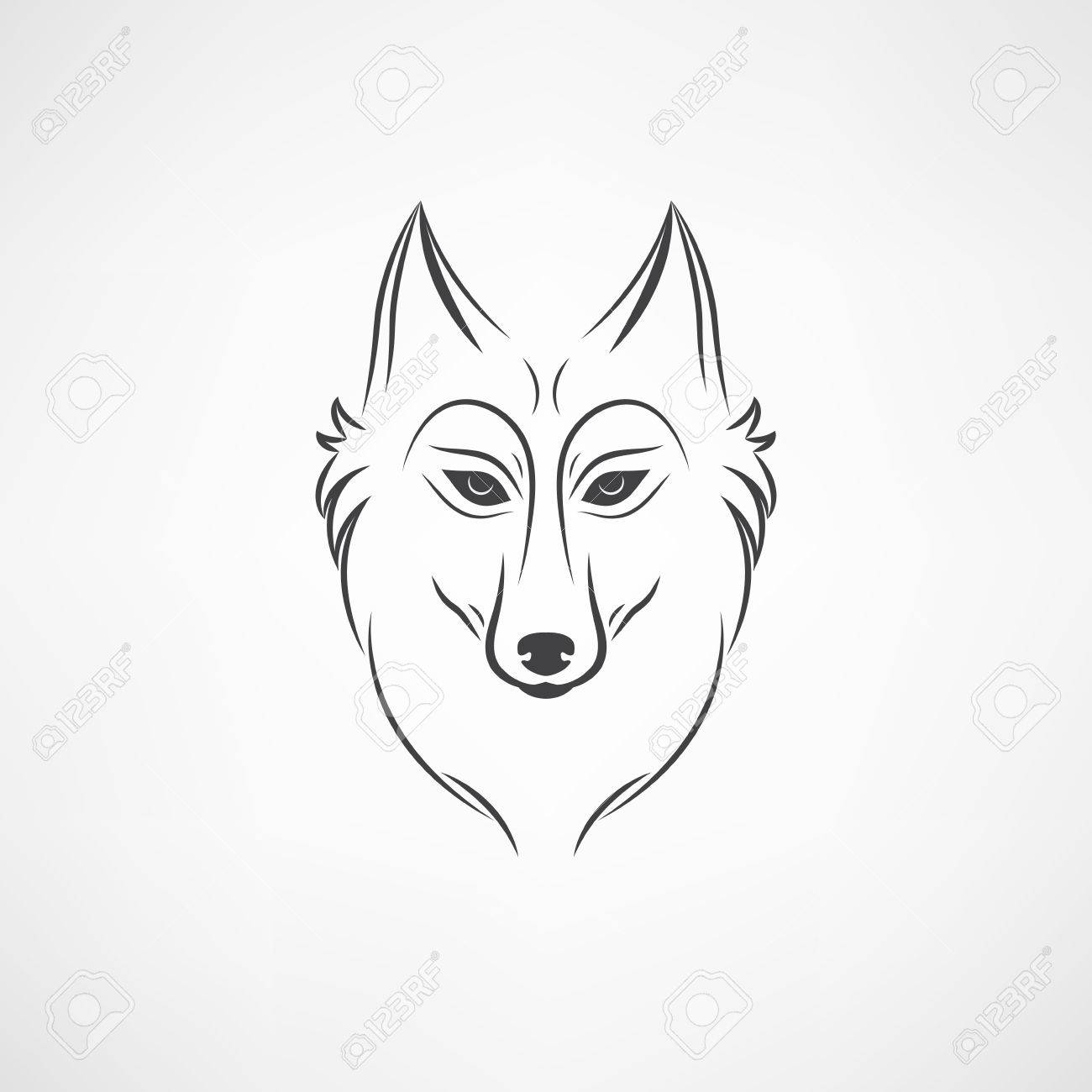 280 Muster Wolfe Ideen Wolf Stammes Wolf Wolf Tattoos 10