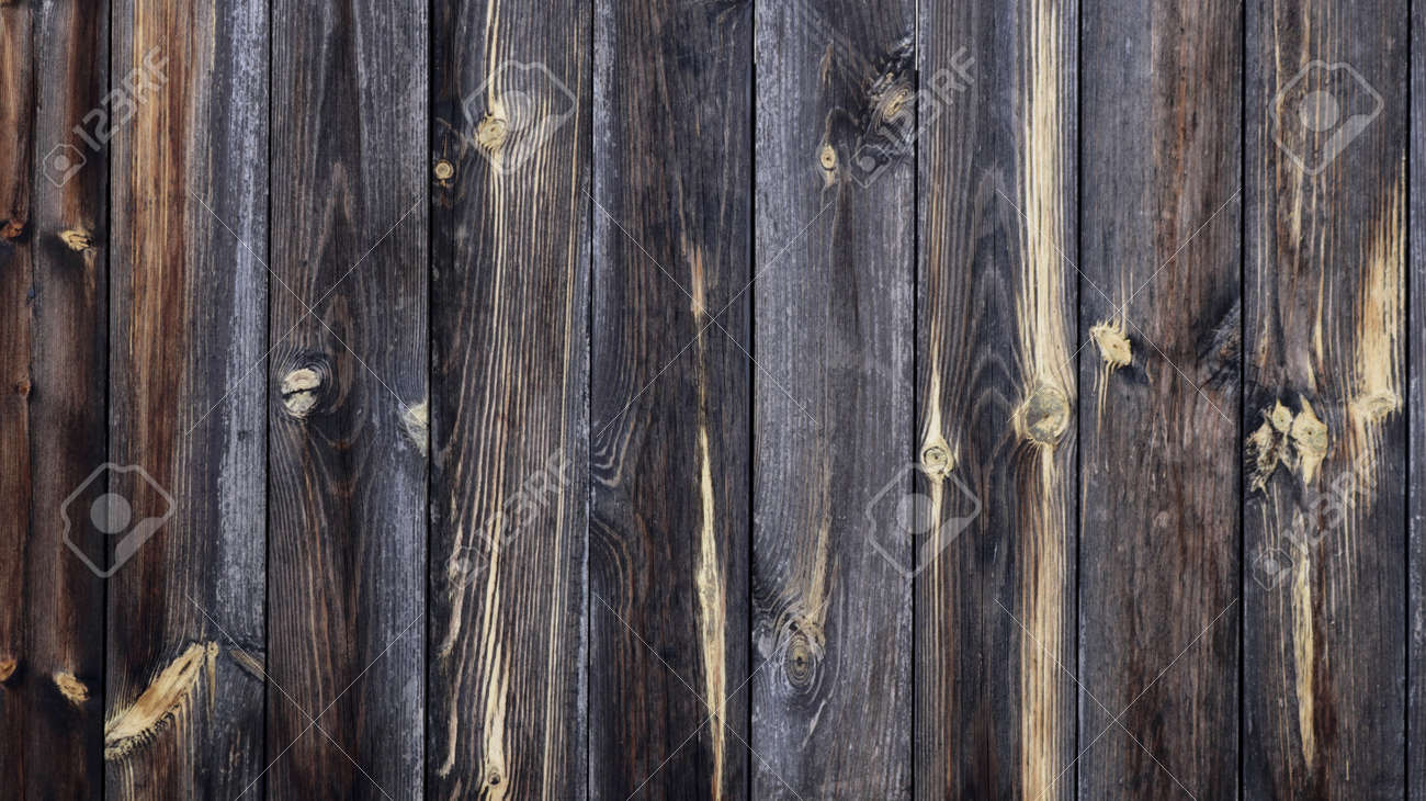 textured wooden background of gray dry planks full frame, rustic style aged wood texture, natural plank backdrop, rural old fence fragment graphic resource - 169215709