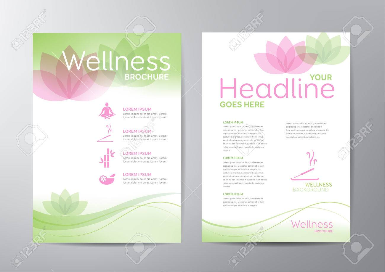 Wellness Flyer Templates Free Carnavaljmsmusicco - Wellness flyer templates free