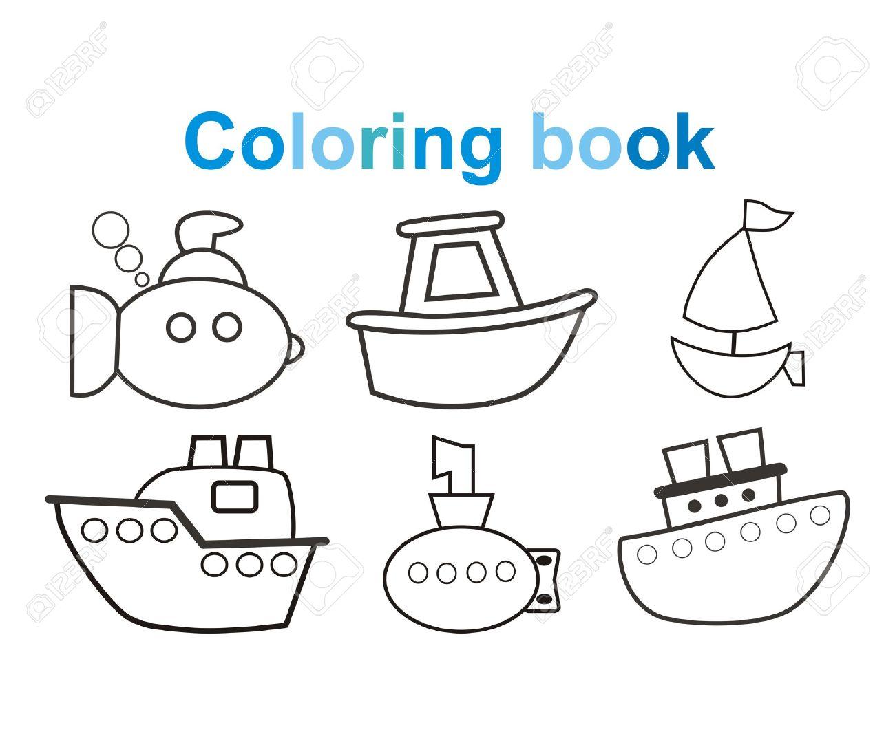 Imagenes De Barcos Para Colorear. Great Descargar Imgenes Grandes ...