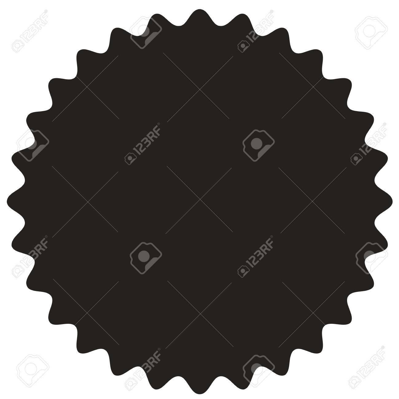 vector starburst sunburst badge black on white color simple rh 123rf com vector starburst badge vector starburst free