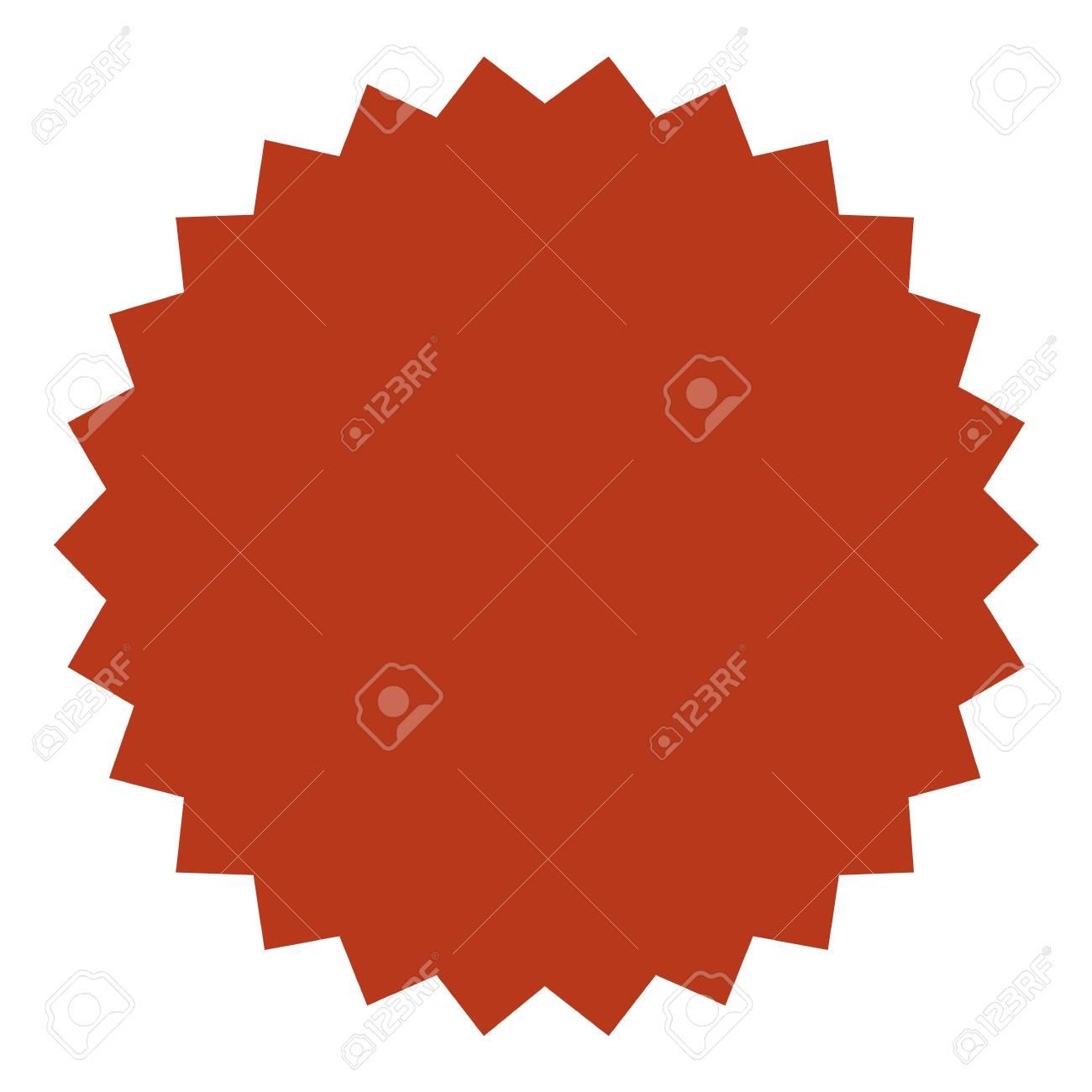 red starburst sunburst badge vintage label sticker simple rh 123rf com vector starburst yellow starburst vector png
