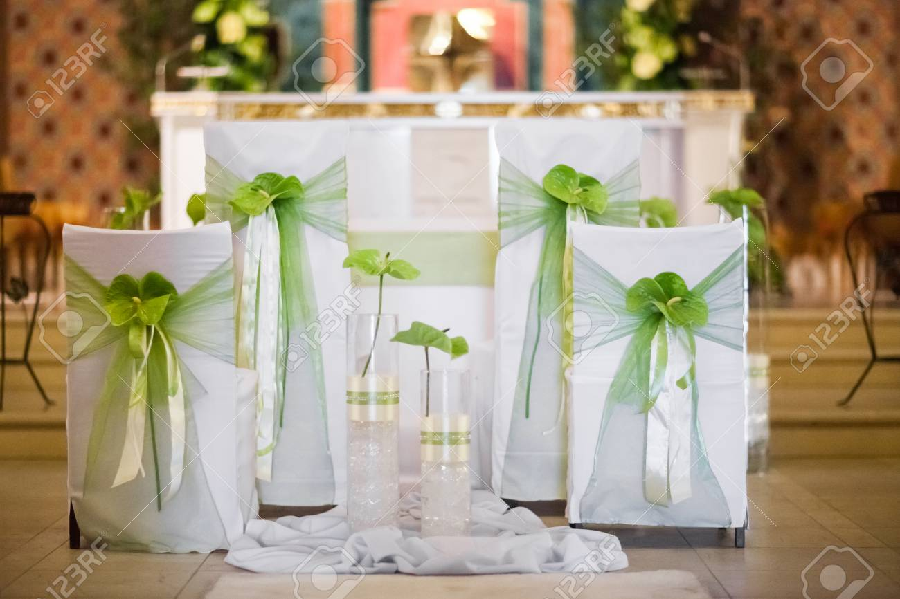 Christian Detaill - Church Decoration For Wedding Marriage Ceremony ...