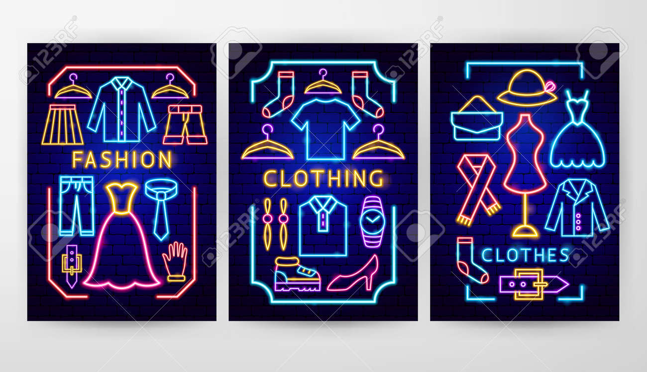 Clothes Fashion Flyer Concepts - 168963133