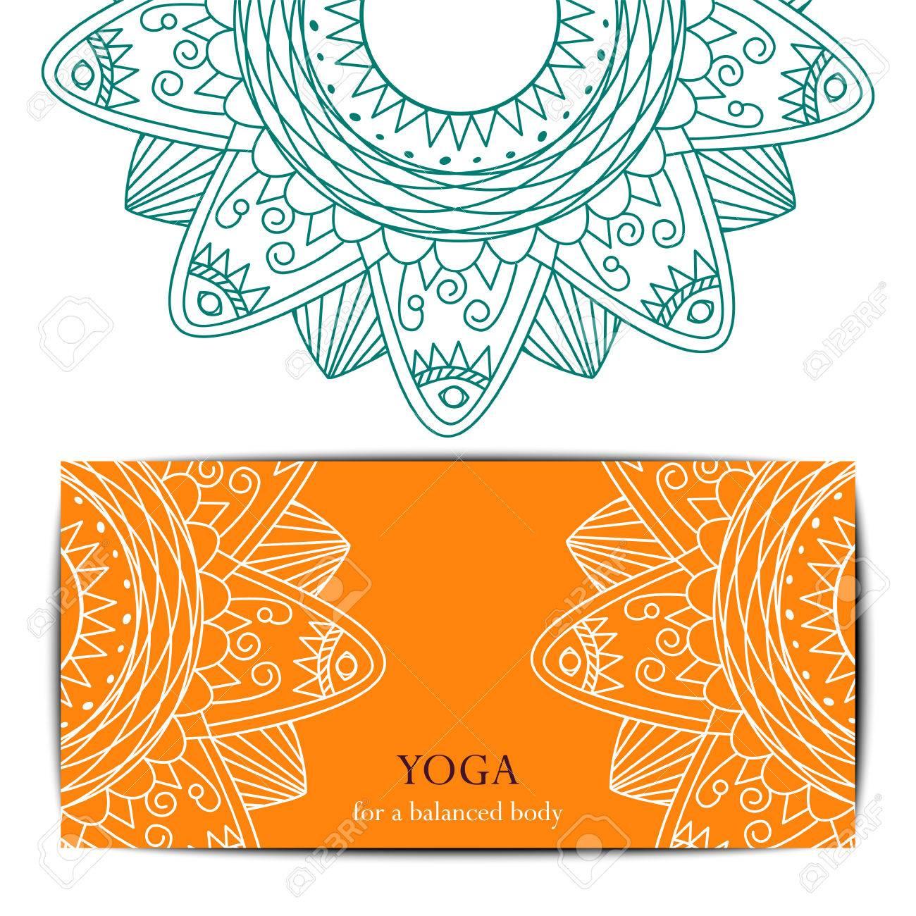 yoga class schedule template