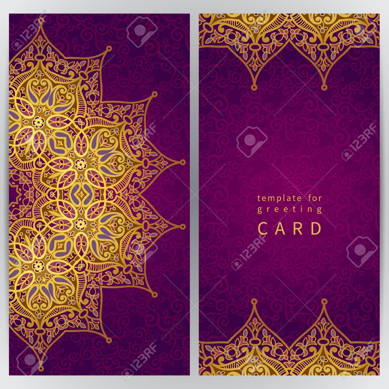 Wedding Card Design Stock Photos Royalty Free Wedding Card Design
