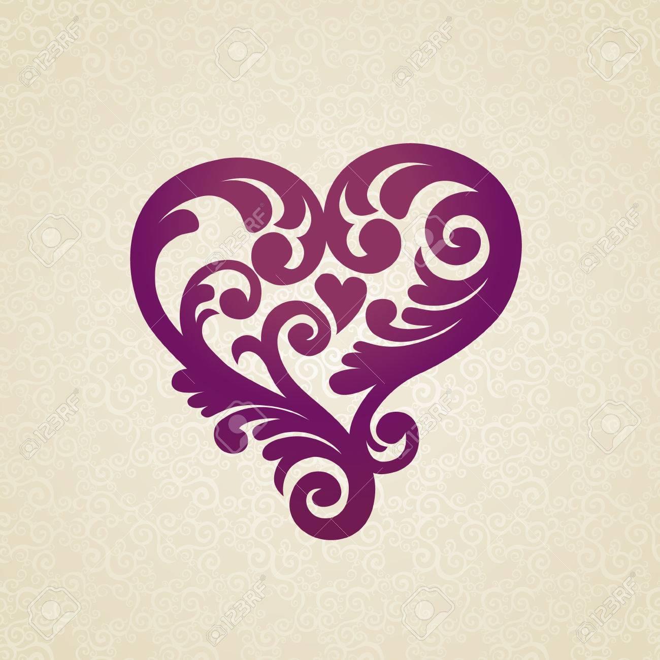 38708609-Ornement-coeur-dans-un-style-victorien-sur-fond-transparent-Vecteur-dentelle-baroque-motif-Element-f-Banque-d%27images