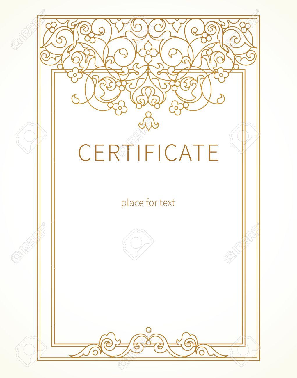 Wunderbar Geburtstag Zertifikatvorlage Fotos - Entry Level Resume ...