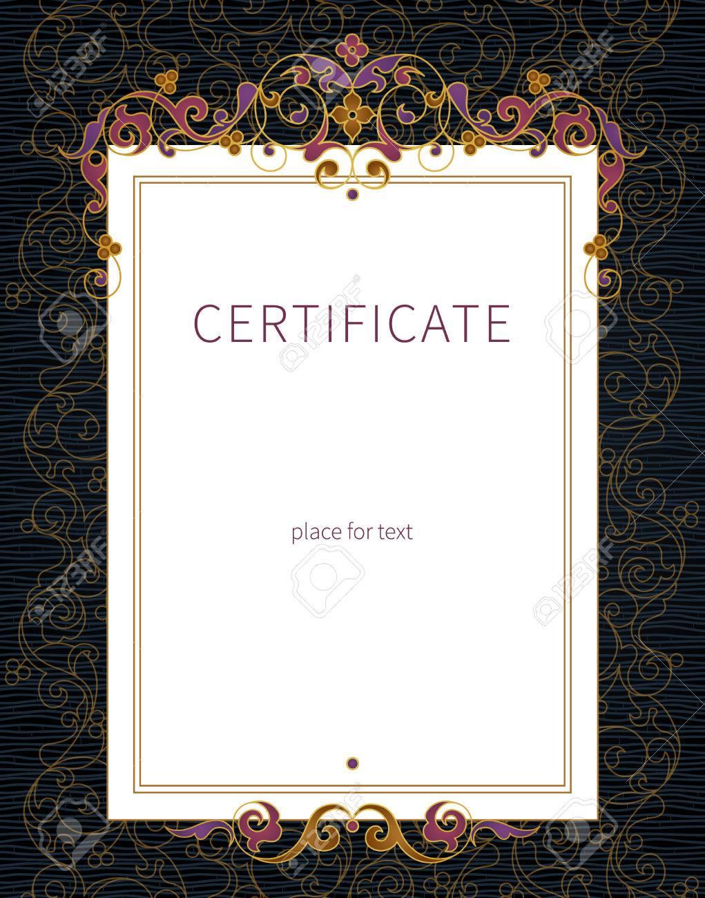 Beste Spende Zertifikatvorlage Bilder - Bilder für das Lebenslauf ...
