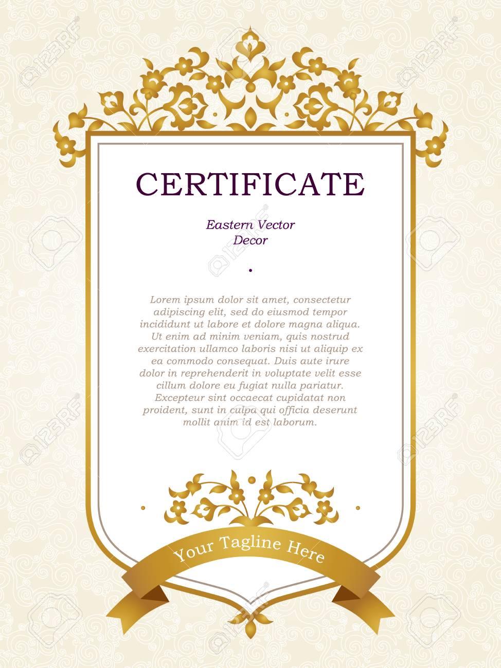Wunderbar Zertifikat Der Mitgliedschaft Vorlage Bilder - Entry Level ...