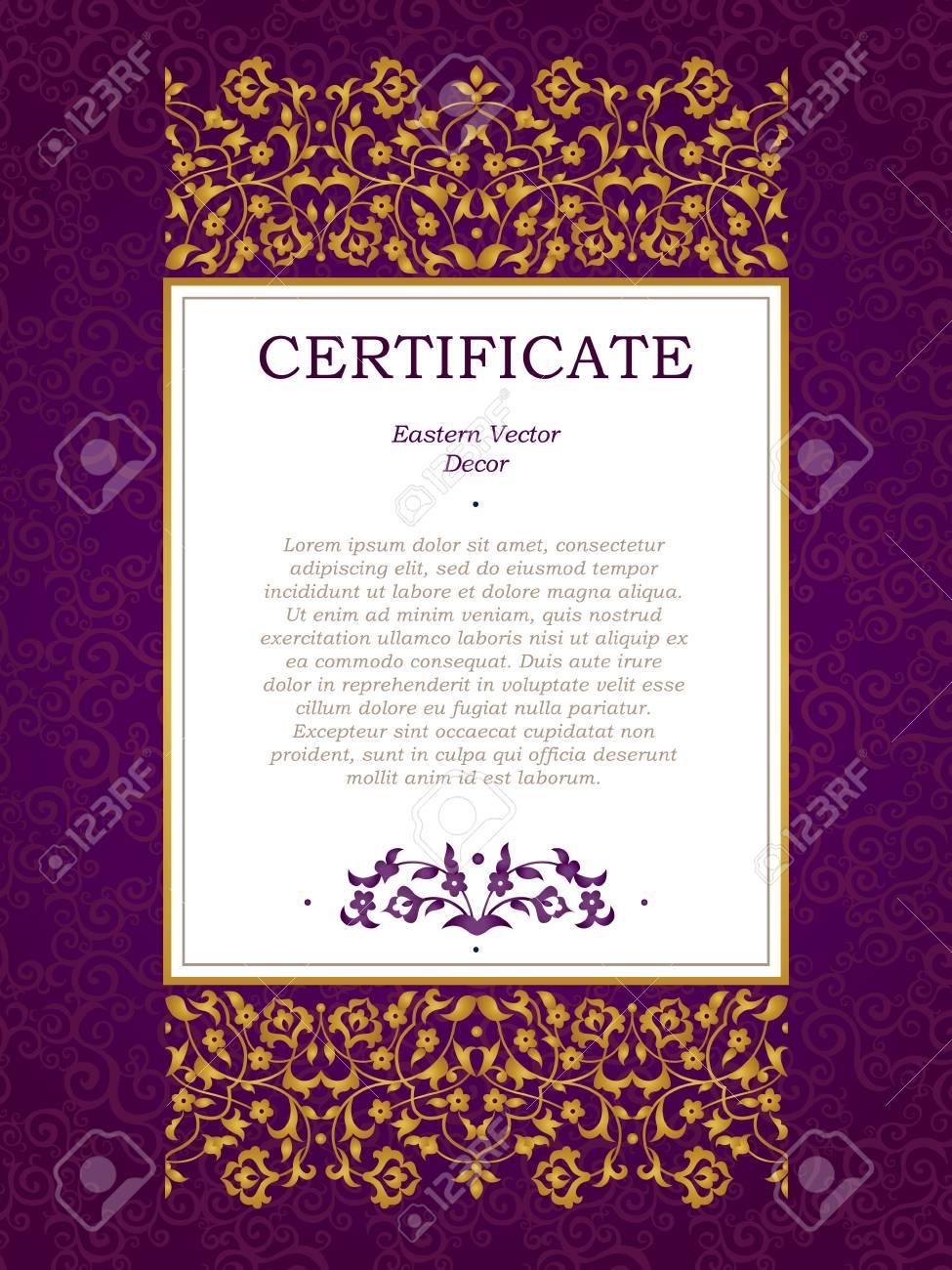 Atemberaubend Zertifikatvorlage Fotos - Entry Level Resume Vorlagen ...