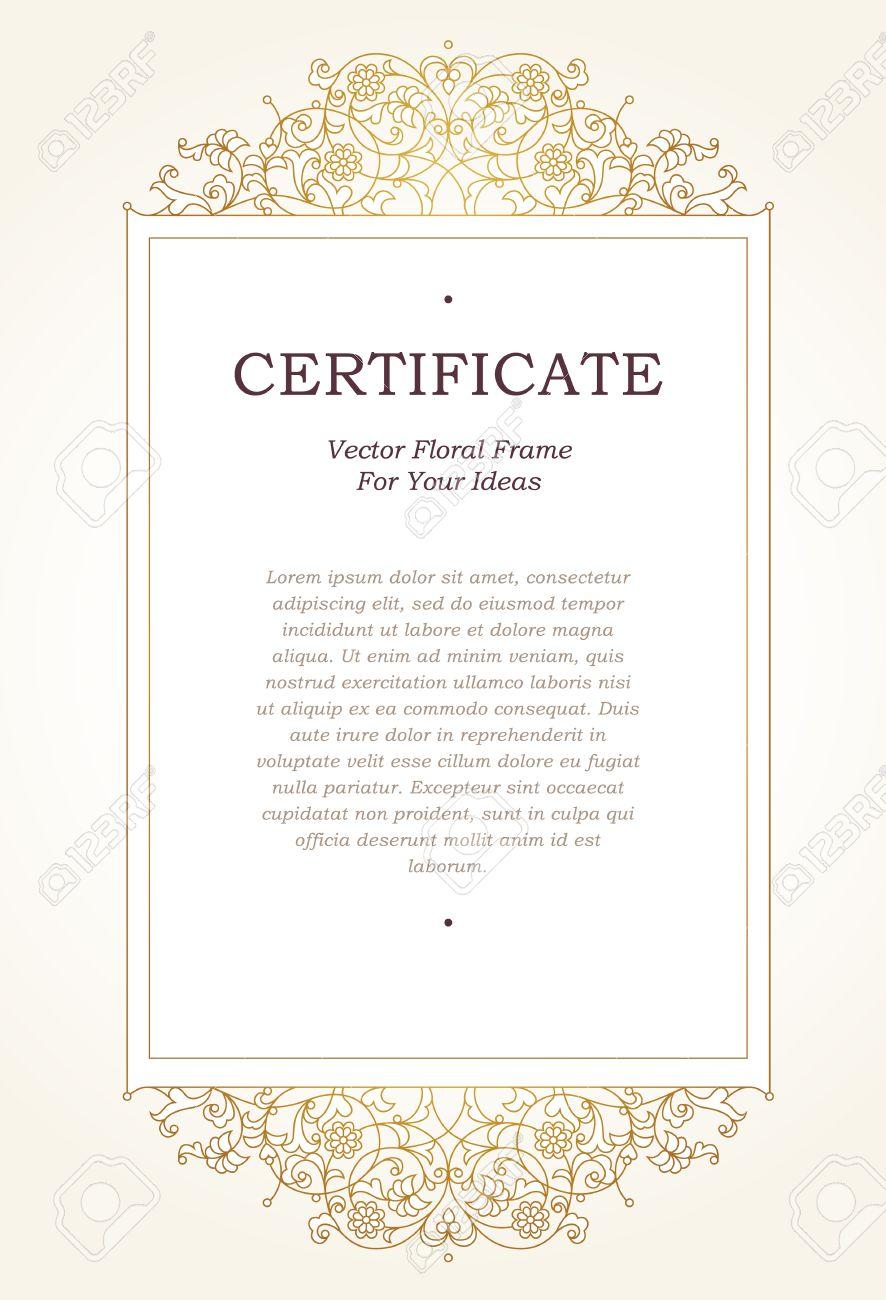 Gemütlich Hochzeit Zertifikat Vorlage Fotos - Entry Level Resume ...