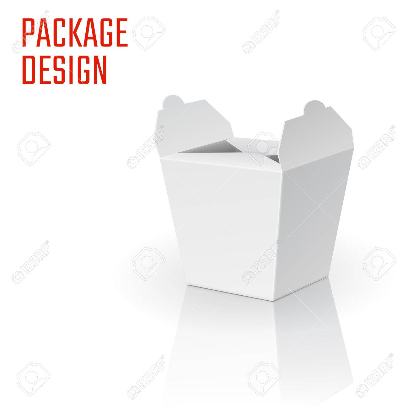 Vector illustration of clear craft box for design website vector illustration of clear craft box for design website background banner retail jeuxipadfo Gallery