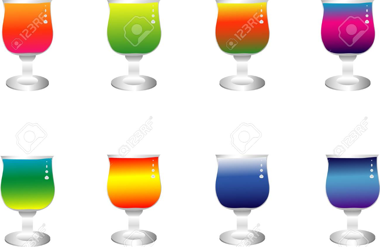 Glasses Stock Vector - 12841988