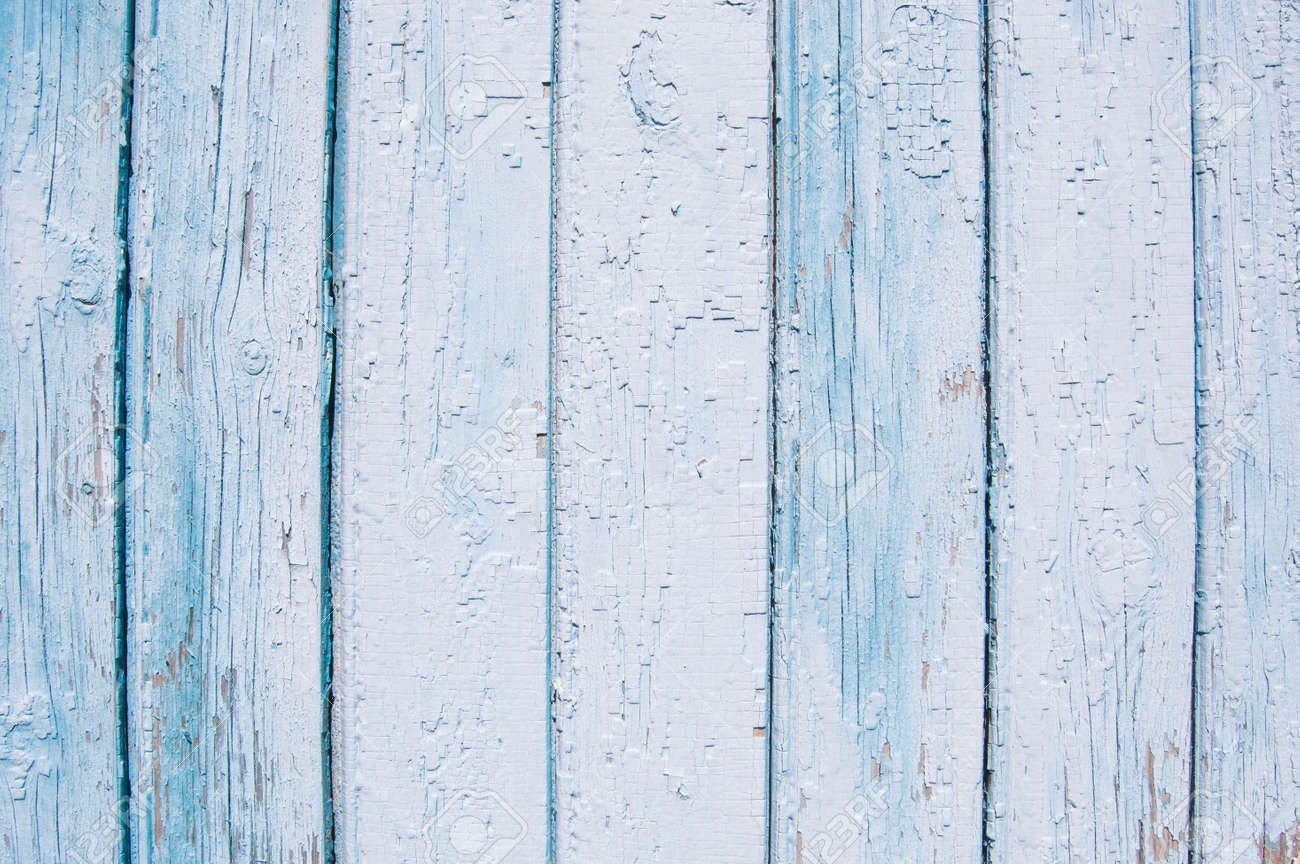 old wooden fence. wood palisade background. planks texture - 164260037