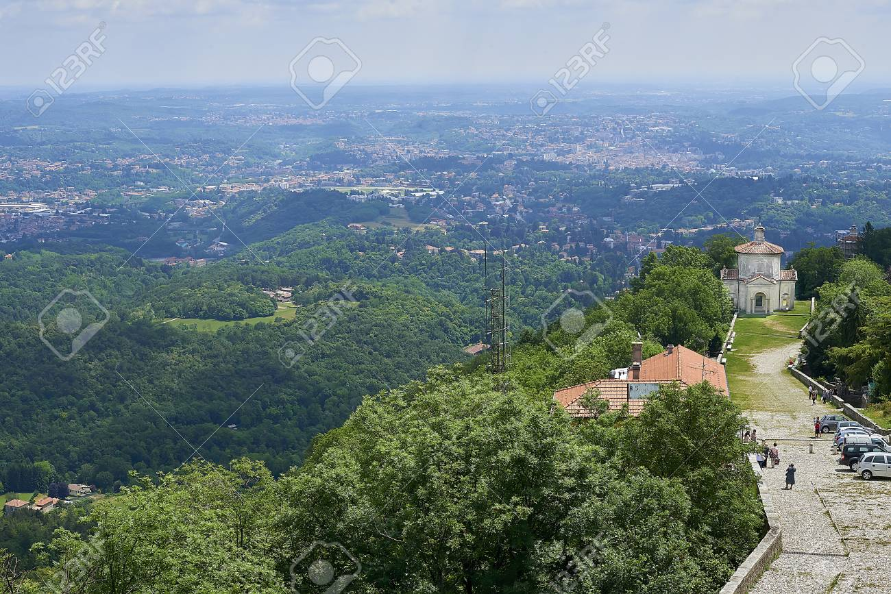Sacred Mount Of Varese Or The Sacro Monte Di Varese Is One Of ...