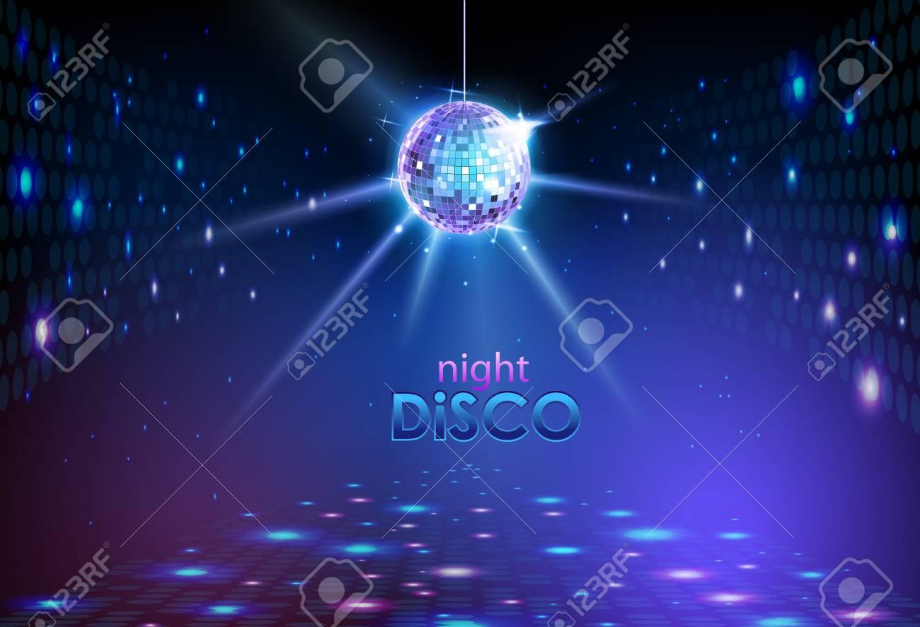 disco ball background - 75205543