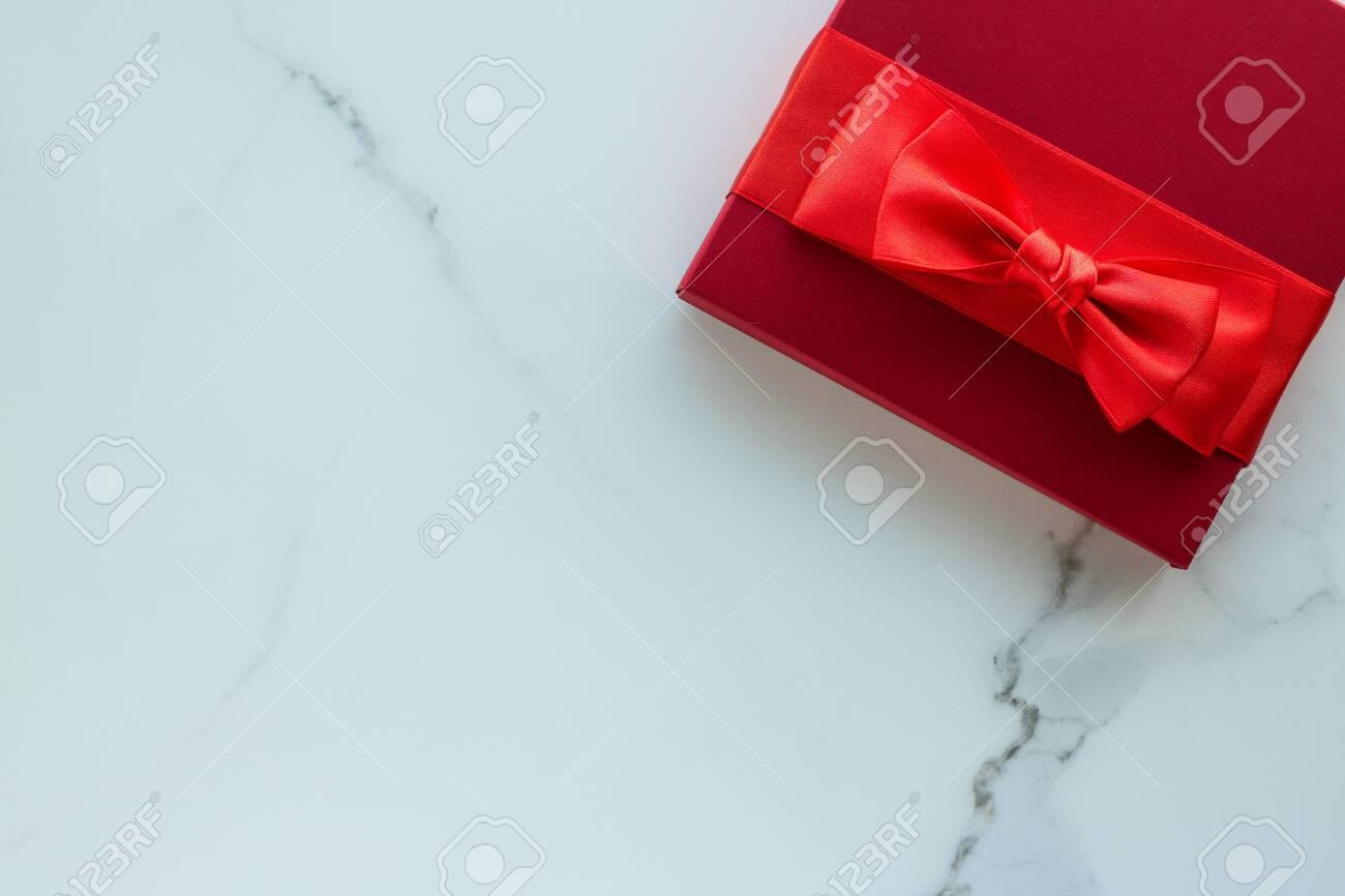 Romantic Celebration Lifestyle And Birthday Present Concept