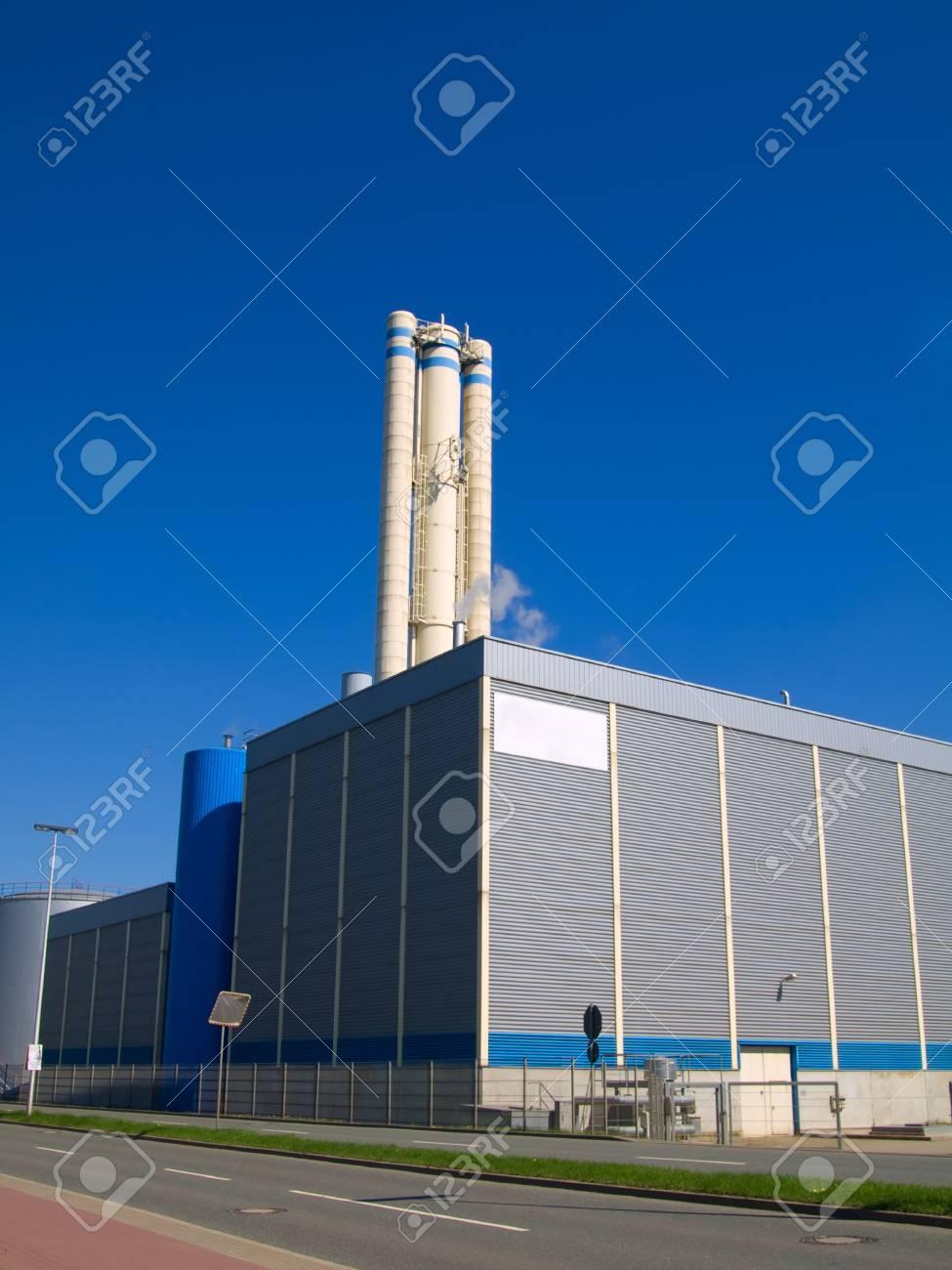 Factory Stock Photo - 4757317