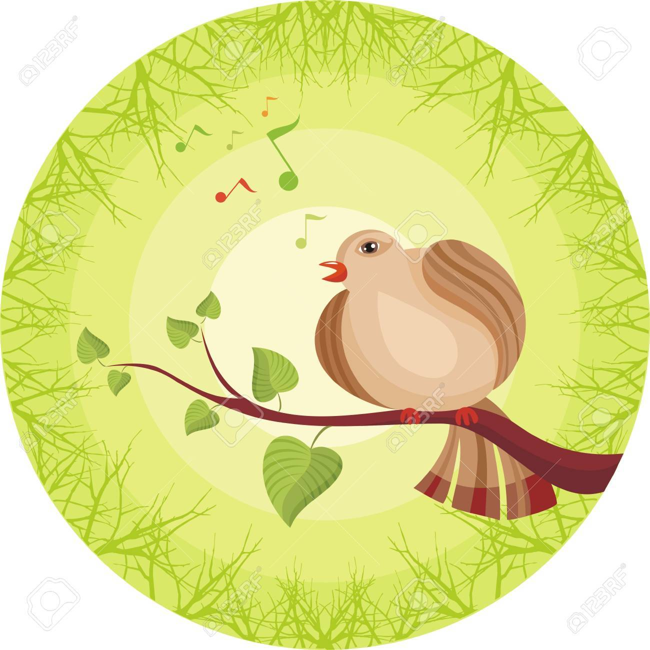 bird Stock Vector - 5731767