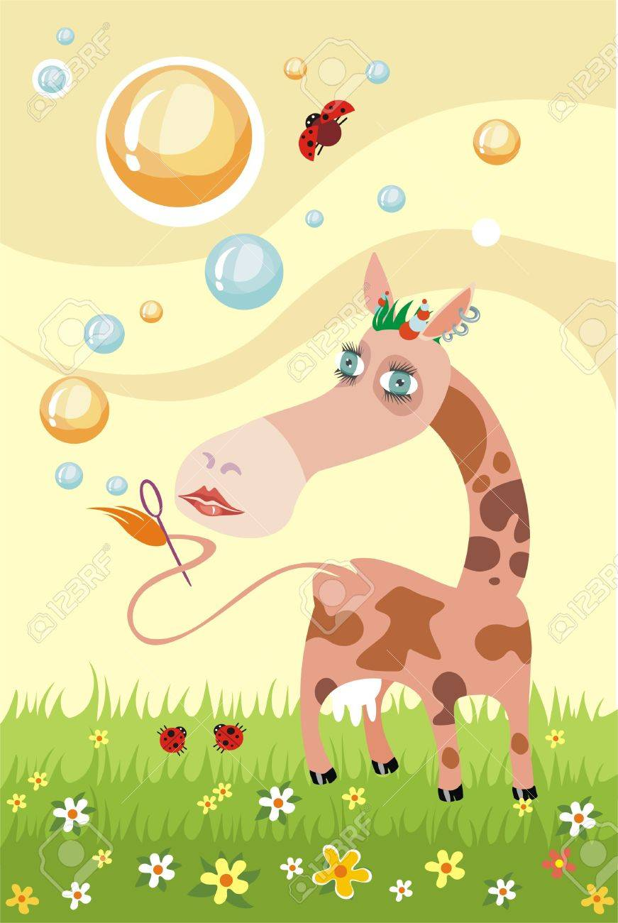 cow Stock Vector - 5731719