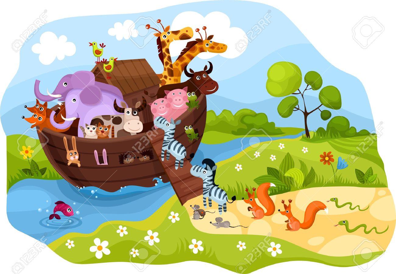 noah u0027s ark royalty free cliparts vectors and stock illustration