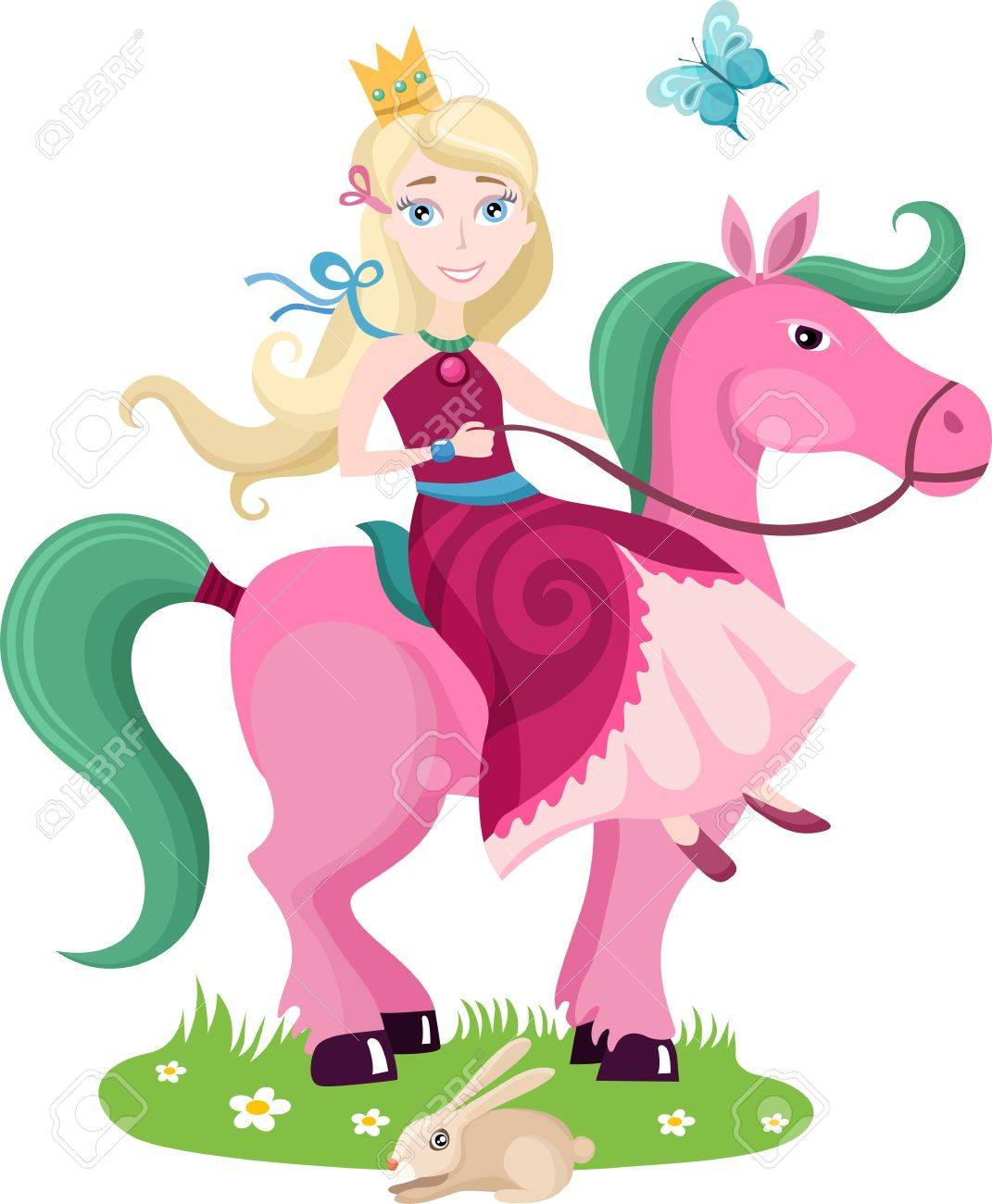 princess Stock Vector - 11267256
