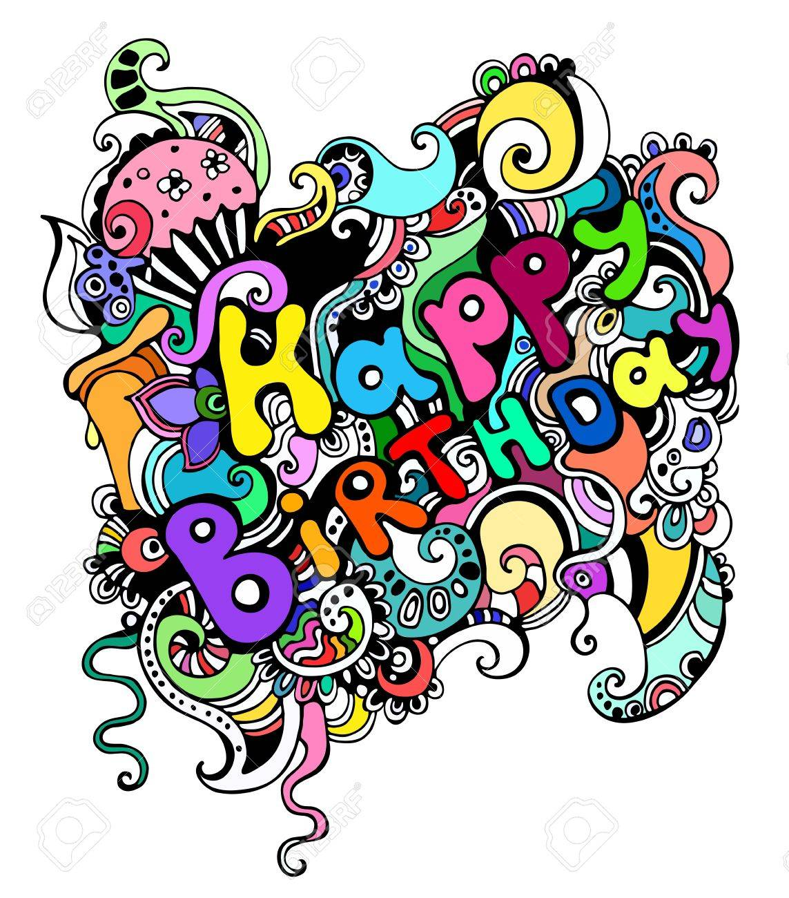 Happy Birthday Card - 62051665