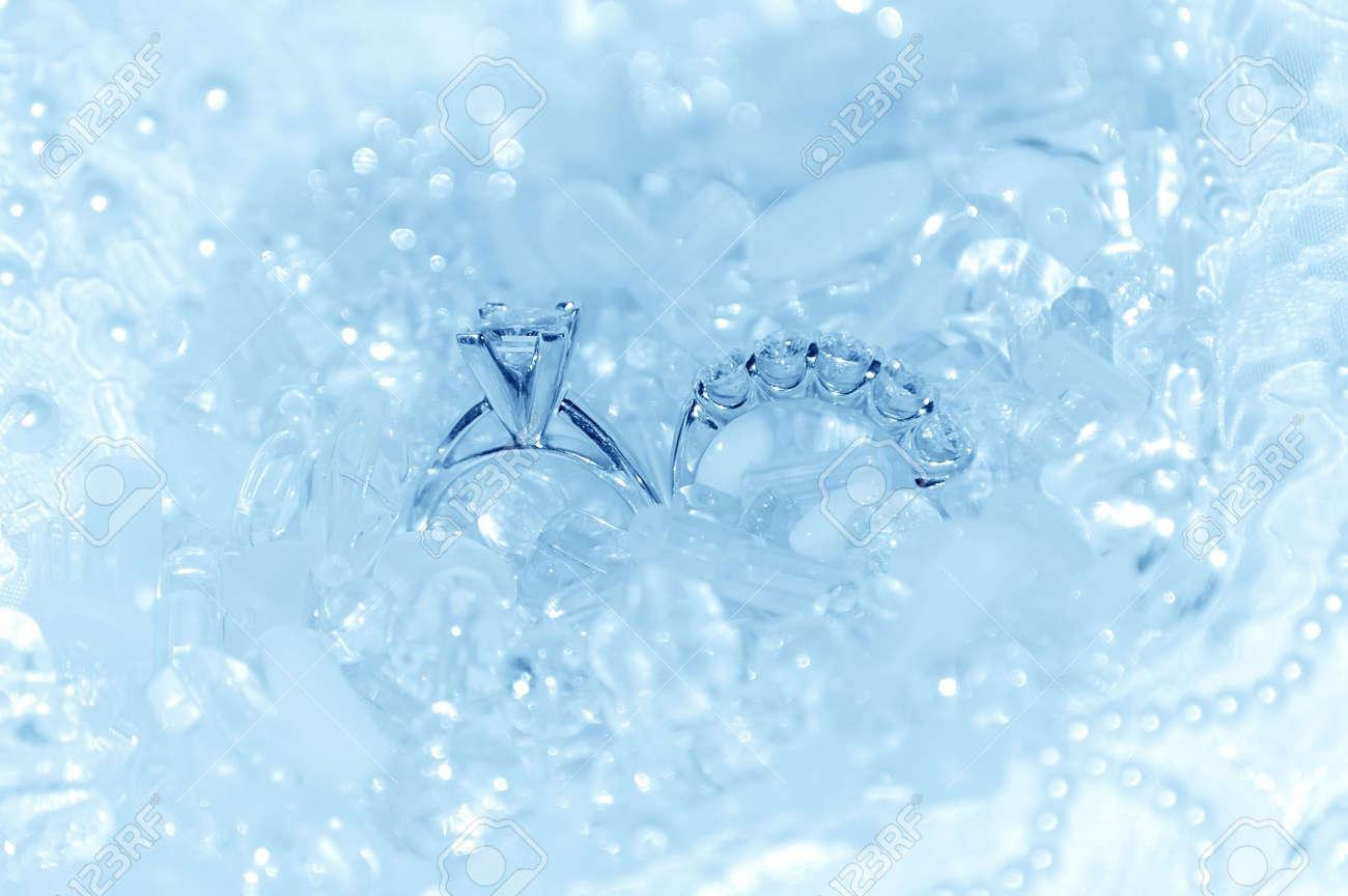 mens 20wedding 20ring blue wedding rings Men s Wedding Ring Blue Diamond Accents Sterling Silver