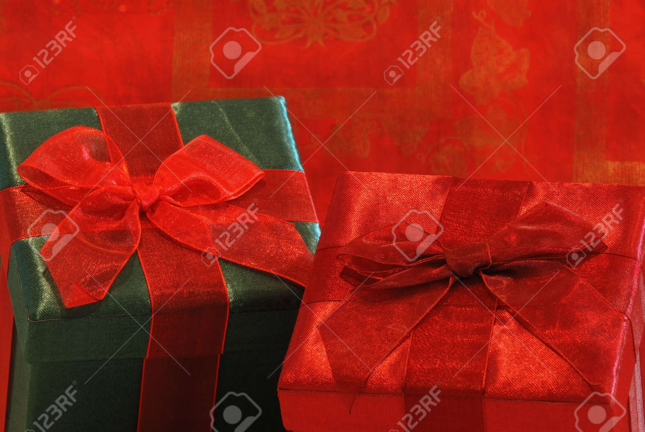 holiday gifts pretty gifts in fabric covered boxes with gossamer ribbons and bows for a - Gossamer Fabric
