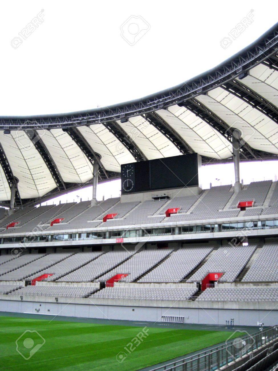 world cup stadium seoul korea Stock Photo - 3404109