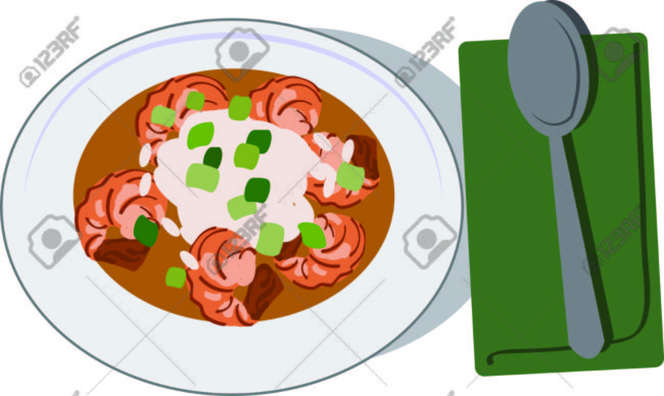 use this gumbo for a cajun food lover royalty free cliparts rh 123rf com Gumbo Cook-Off Clip Art free clipart of gumbo