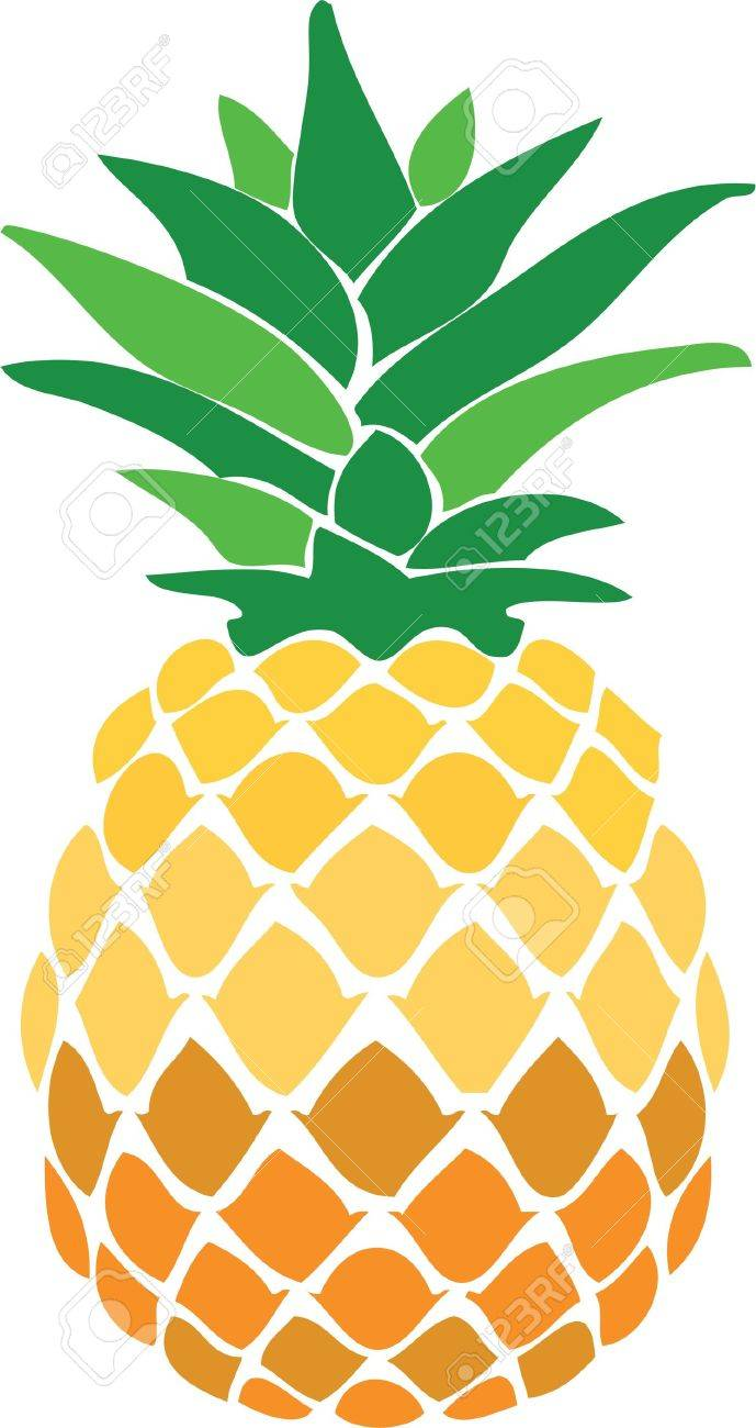 Use A Pineapple As A Kitchen Decoration Or A Symbol Of Hospitality