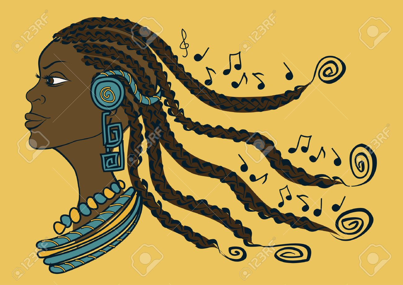 3,147 African Music Stock Vector Illustration And Royalty Free ...