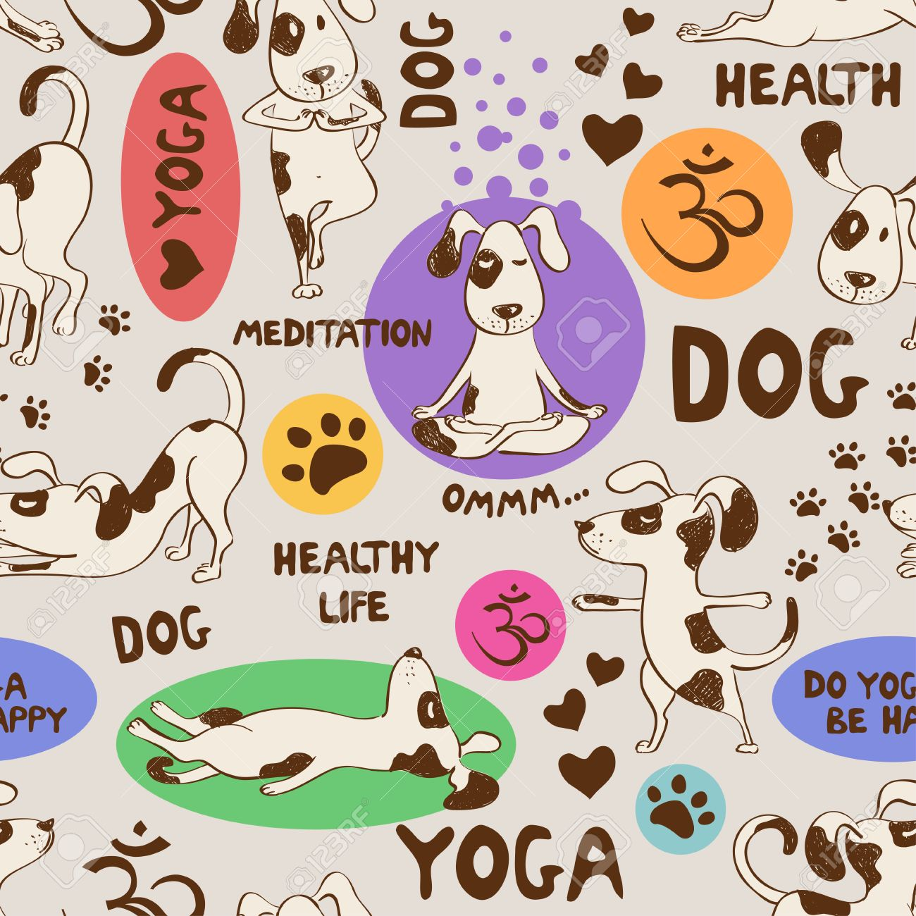 Cartoon Yoga Images & Stock Pictures. Royalty Free Cartoon Yoga ...