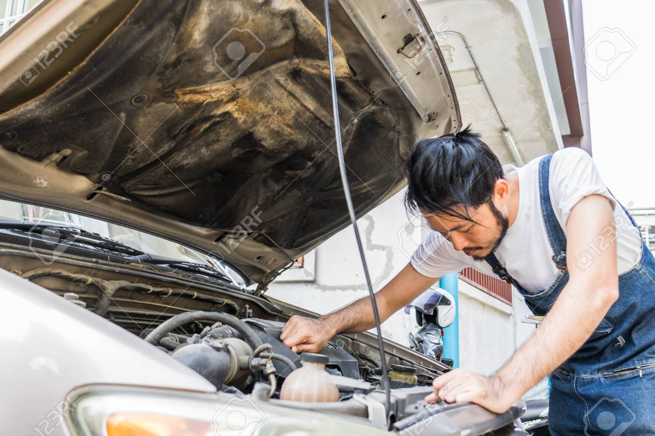 auto repair garage images