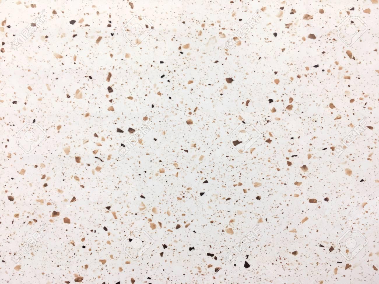 Terrazzo Floor Background White Stone Background Terrazzo Interior